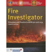 Fire Investigator by International Association of Arson Investigators