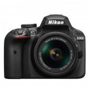 Cámara Reflex Nikon D3400 + Lente 18-55 Mm-Negro
