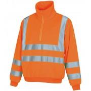 Modyf Würth MODYF 2-in-1 high-visibility werksweater, oranje