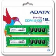 Memorie ADATA Premier 16GB 4x 4GB DDR4 2133MHz CL15