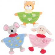 My First Handpuppet Set (Set Of 3)
