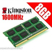 Kingston Value Ram 8GB DDR3 1600Mhz