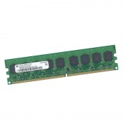 1Go RAM Serveur QIMONDA HYS72T128020HU-3S-B DIMM DDR2 PC2-5300E 667Mhz 2Rx8 CL5