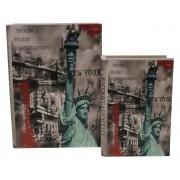 Könyvdoboz New York