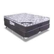 Colchão Luckspuma Molas Pocket Maxi Eclypse - Colchão King Size-1,93x2,03x0,32-Sem Cama Box