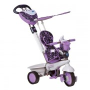 Tricicleta 4 in 1 SMART-TRIKE DREAM