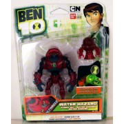Ben 10 - 97803 - Ultimate Alien - Figurine Alien 10 cm - Ultimate Water Hazard / Hydro Jet - incl. mini figure pour la révolution ultimatrix