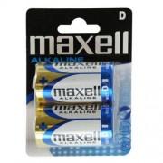 Maxell 2 x bateria alkaliczna Maxell Alkaline LR20/D