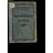 Gotz Von Berlichingen Mit Der Eifernen Hand- Texte En Allemand