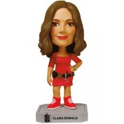 Doctor Who Wacky Wobbler Bobble Head Clara Oswald 15 cm