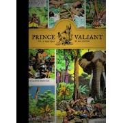 Prince Valiant: 1941-1942 v. 3 by Hal Foster