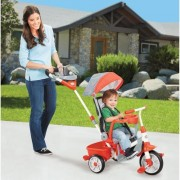 Little Tikes Tricycle 5 En 1 Ride & Relax Recliner