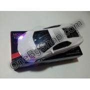 Портативна музикална Hi - Fi стерео колонка - буфер кола Usb Sd Card Lamborghini