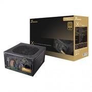 Seasonic SS-750KM3 Alimentatore per PC, 230V, Nero