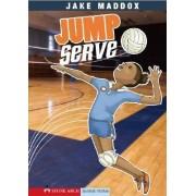 Jump Serve by Jake Maddox