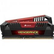 ram Памет Corsair DDR3, 2400MHz 8GB 2x240 Dimm, Unbuffered, 11-13-13-31, Vengeance Pro Red Heatspreader, Supports - CMY8GX3M2A2400C11R