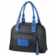 Baby On Board Sac Swap'n Go Noir/Bleu Royal