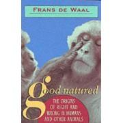 Good Natured by Franz De Waal