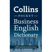 Collins Business Dictionaries: Pocket Business English Dictionary by Collins Dictionaries