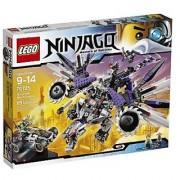 Lego Ninjago Nindroid Mech Dragon Toy