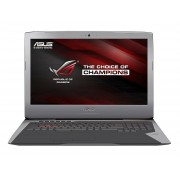 "Notebook Asus G752VY, 17.3"" Full HD, Intel Core i7-6700HQ, 980M-4GB, RAM 8GB, HDD 1TB, Windows 10, Gri"