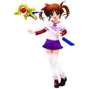 Kotobukiya Magical Girl Lyrical Nanoha The Movie 1st: Nanoha Takamachi (Everyday Wear Version) Ani-Statue