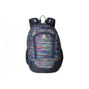 adidas Excel II Backpack Skyler Shock PinkDeepest SpaceNeo White