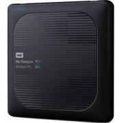 HDD Extern WD My Passport Wireless Pro 1TB USB 3.0 2.5 inch Black