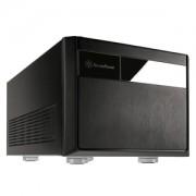 Carcasa Silverstone Sugo SG11B USB 3.0 Black, SST-SG11B