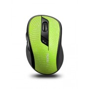 Mouse Wireless 5G High Level 6Key Green-7100p