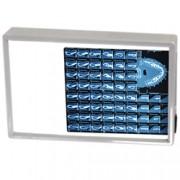 negativoscopio da parete o tavolo - h.38x62cm - 1,5 pannelli - orizzon