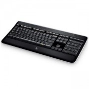 Клавиатура LOGITECH PERF MX800 WL DESKT, Безжична Wireless, USB, Черен цвят