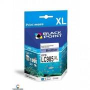 BlackPoint [BPBLC985XLC] Ink/Tusz Black Point (Brother LC985C) cyan
