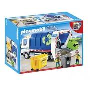 Playmobil Recycling Flashing Truck Light