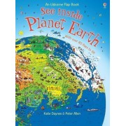 See Inside: Planet Earth by Katie Daynes