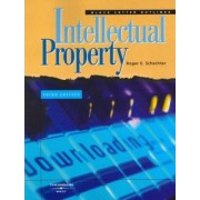 Black Letter Outline on Intellectual Property by Roger Schechter