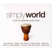 Artisti Diversi - Simply World -58tr- (0698458241924) (4 CD)