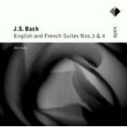 J.S. Bach - English& French Suites3 (0809274081421) (1 CD)