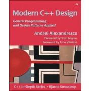 Modern C++ Design by Andrei Alexandrescu