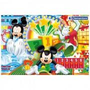 Clementoni puzzle mickey mouse sporto 250 pezzi