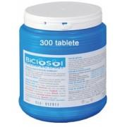 Dezinfectant Biclosol - Dezinfectia Apei,in Sectorul Alimentar,in Zootehnie,in Colectivitati,in Domeniul Sanitar - 300 Tablete