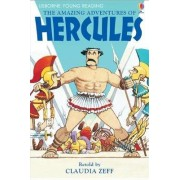 The Amazing Adventures of Hercules by Claudia Zeff