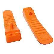 Lego Parts: #630 Classic Brick Separator (Pack of 2 - Orange)