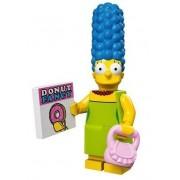 With ( one mini fig head) Lego minifigs [ The Simpsons ] Marge-Simpson bonus