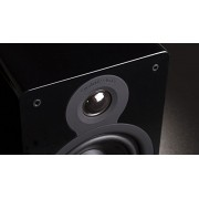 Cambridge Audio MINX XL Compact Flagship Bookshelf Speakers - Gloss Black (Pair)