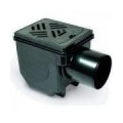 Sifon Kessel 27301, Drehfix diametru 110 Basement drain
