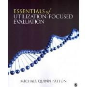 Essentials of Utilization-Focused Evaluation by Michael Quinn Patton