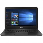 Laptop Asus Zenbook UX305CA-FB070T 13.3 inch Quad HD+ Intel Core M7-6Y75 8GB DDR3 128GB SSD Windows 10 Black