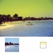 Cokin P660 Gradual Fluo Yellow 1