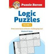 Puzzle Baron's Logic Puzzles, Volume 2 by Puzzle Baron